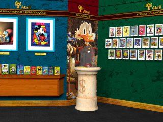 Museu Abril de Quadrinhos Disney